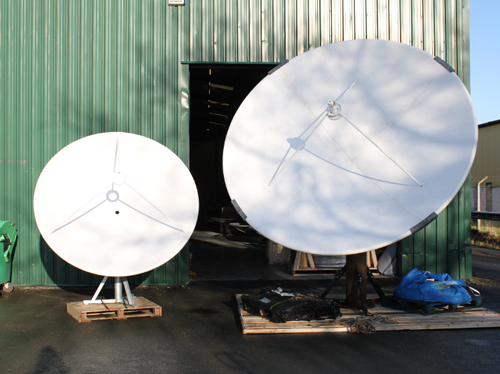 Antennas Product Range